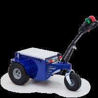 Tracteur pousseur électrique